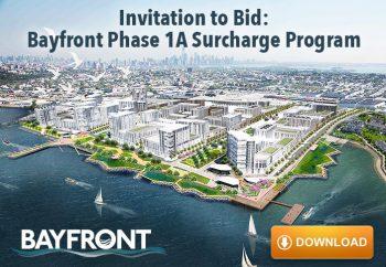 Bayfront, Jersey City, New Jersey. Courtesy of the Jersey City Redevelopment Agency