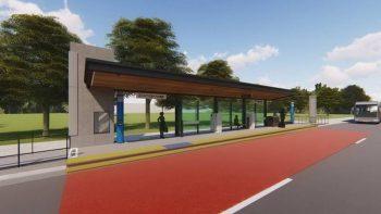 Proposed Bus Rapid Transit Raleigh North Carolina