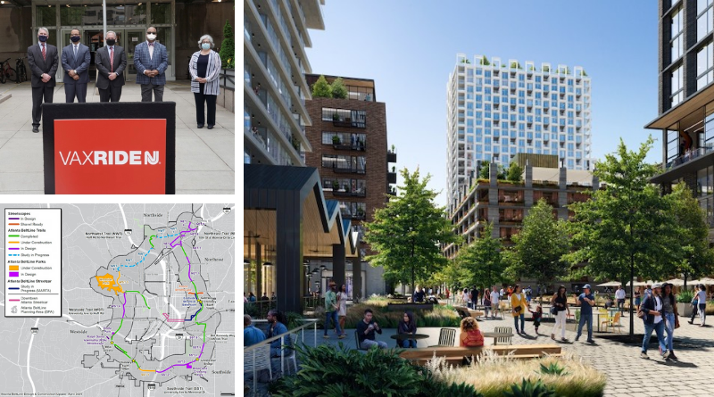 The Week in TOD News May 1-7, 2021