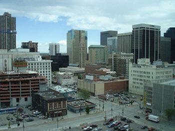 Downtown Denver. Jed Scattergood   Flickr